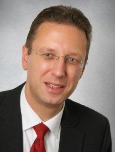 Ortsvereinsvorsitzender Michael Hartmann